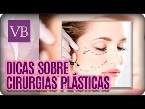 Dicas sobre Cirurgias Plásticas - Você Bonita (11/08/16)