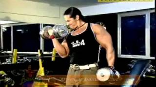 Download Video Latihan Back & Biceps Ade Rai part 2 MP3 3GP MP4