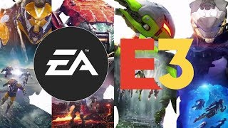 Could ANTHEM Be Game of the Year?! (EA PLAY E3 2018)