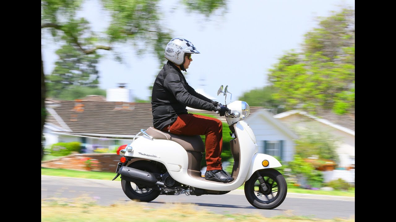 2015 Honda Metropolitan Scooters   YouTube