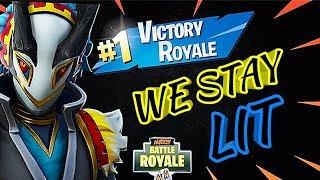 * NEW * TARO & NARA SKINS + Sub Sunday | Fortnite Battle Royale