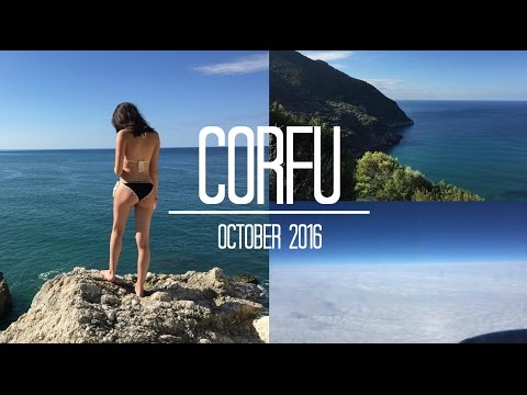 TRAVEL VLOG || Corfu 2016