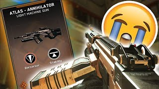 Annihilation! Best LMG? New EPIC Atlas ANNIHILATOR!