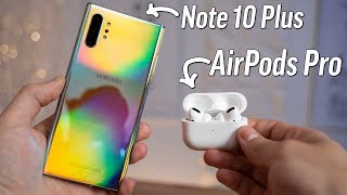Are AirPods Pro worth it for Android users?