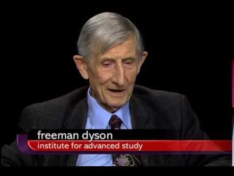 Professor Freeman Dyson in Charlie Rose (2009)