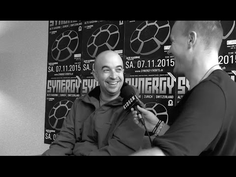 John O'Callaghan interview, Synergy Events, Zürich 2015