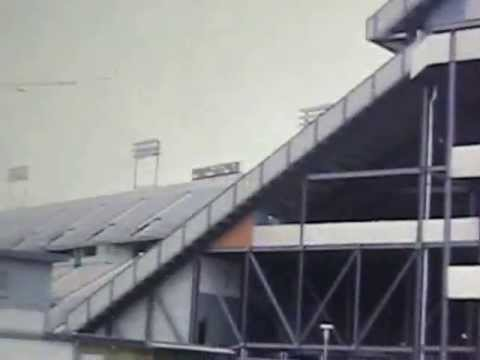 Mile High Stadium home of the Broncos 1970 Denver