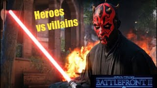 STAR WARS Battlefront™ II Heroes vs villains (Xbox one)