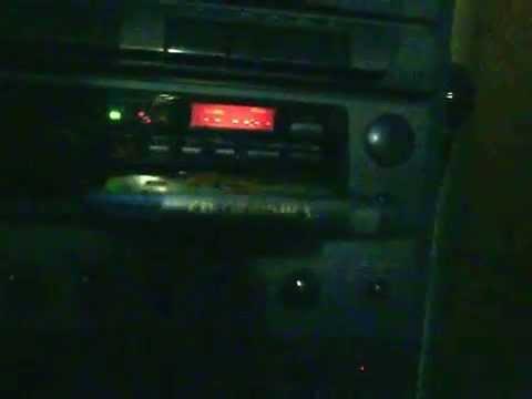 Karaoke machine problem.