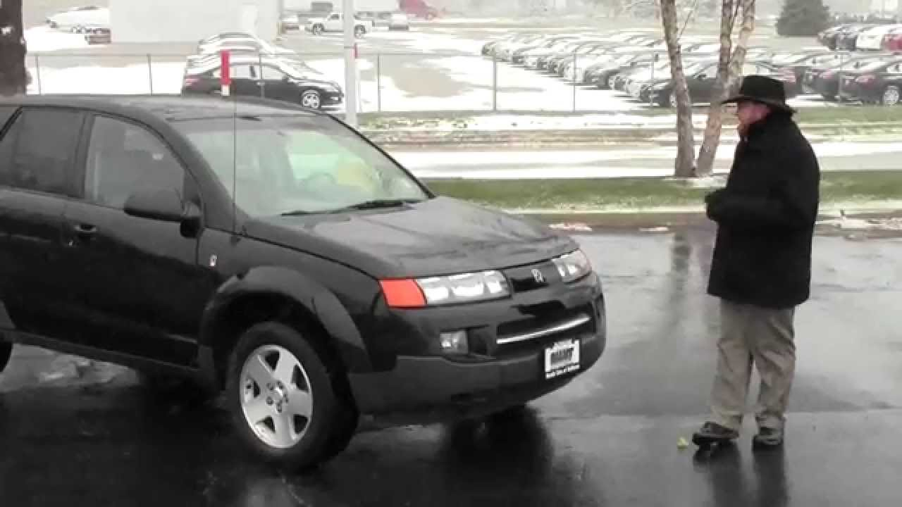 Saturn saturn 2004 : Used 2004 Saturn VUE 4wd for sale at Honda Cars of Bellevue...an ...