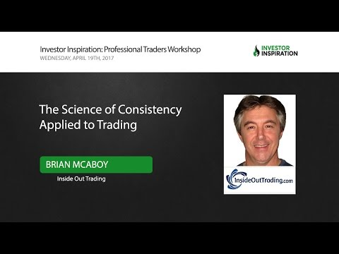 The Science of Consistency Applied to Trading | Brian McAboy
