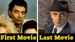 Rowan Atkinson/Mr. Bean - All Movies (1979 - 2016) Top 10 Video