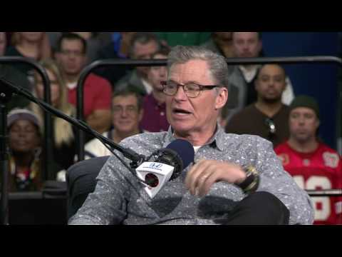 Dan Patrick on Joe Montana vs. Tom Brady All-Time NFL QB Debate - 1/30/17