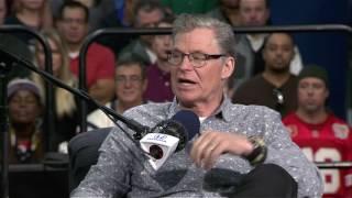 Dan Patrick on Joe Montana vs. Tom Brady All-Time NFL QB Debate - 1/30/17