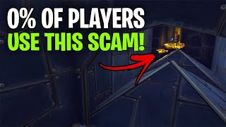 0% des joueurs utilisent ce NOUVEAU SCAM!🤫 (Scammer Get Scammed) Fortnite Save The World