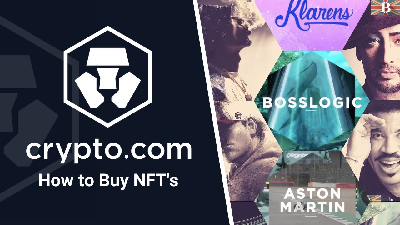 New Crypto.com NFT: How to Buy & Sell NFTs (BossLogic, Aston Martin)