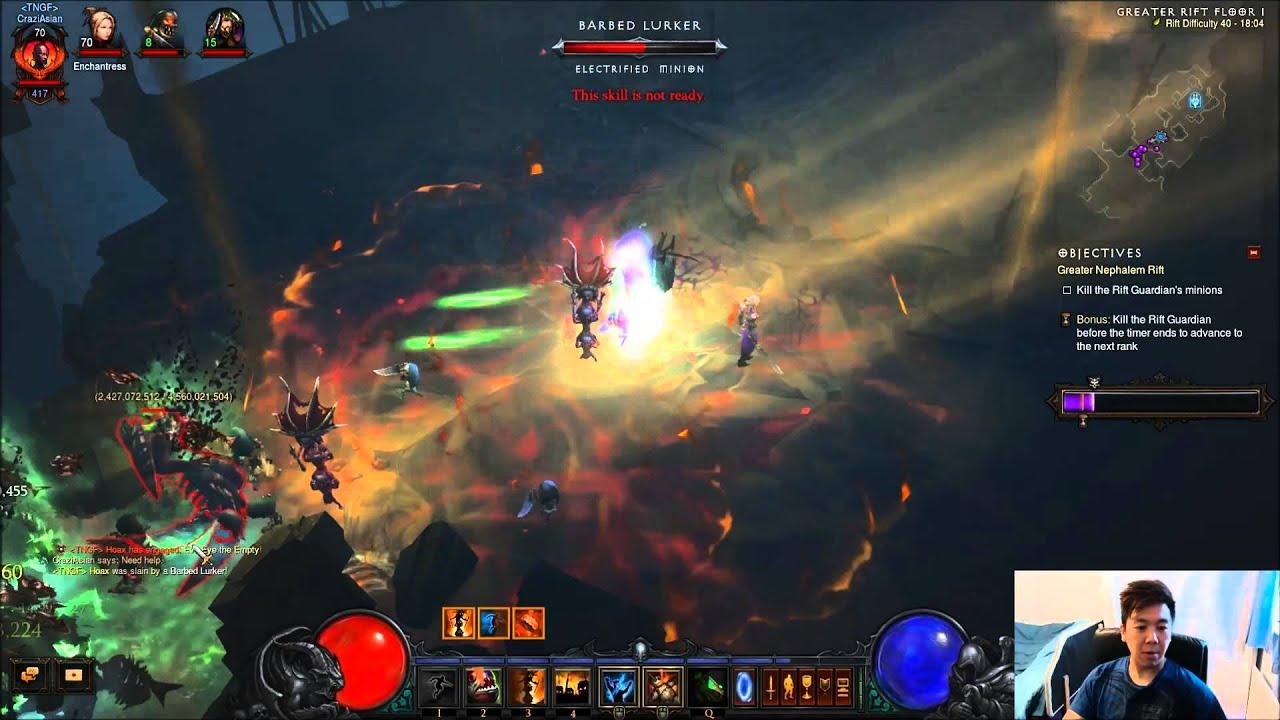 Diablo  S Witch Doctor Zuni Build
