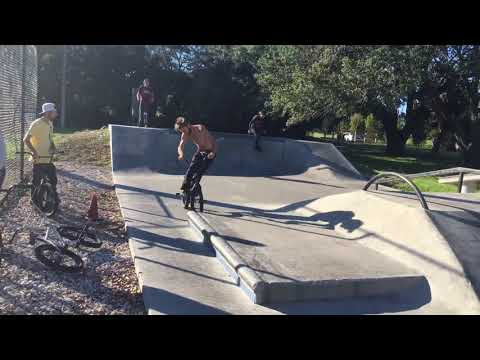 Jarin Davis and Anthony Tippit - bmx Day edit