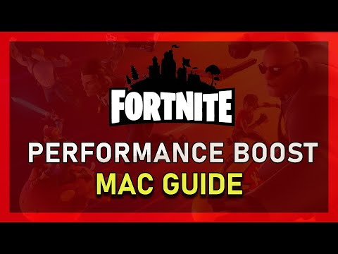 How to make fortnite run better on a macbook
