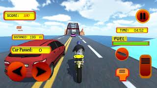 Crazy Bike Racing 2018: Motorcycle Racer Rider 3d   Gameplay Android Game   Dirt Bike Games