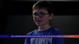 Yvelines | Des légendes bretonnes racontées par des élèves de Voisins-le-Bretonneux