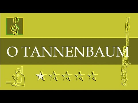 Flute Notes Tutorial - Christmas Song - O Tannenbaum (Sheet Music)