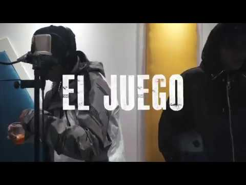 """Darell X Ñengo Flow """"El Juego"""" (Studio Sessions)"""