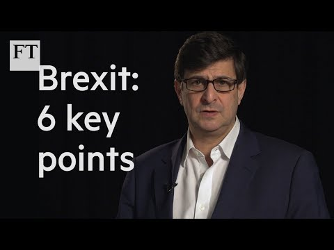 Brexit: six key points ahead of a decisive week