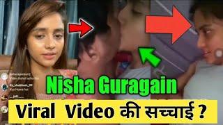 TikTok Star Nisha Guragain Viral Video ki sachai ? Nisha Guargain ke Viral Video kese huwa ?