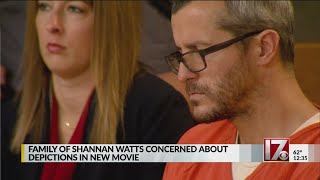 Family of Shannan Watts concerned about depictions in new Lifetime movie