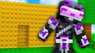 ¿¡EL MUNDO DE MINECRAFT SE CONVIERTE EN LEGO!? | MINECRAFT TROLL