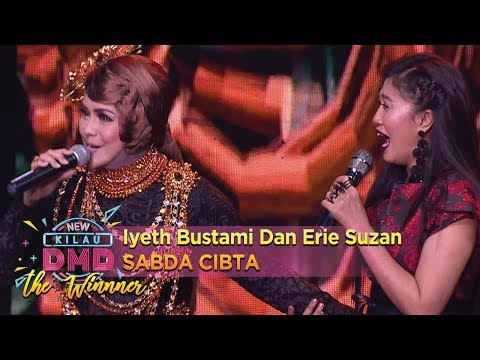 FAVORIT! Iyeth Bustami Dan Erie Suzan SABDA CINTA - New Kilau DMD (6/12)