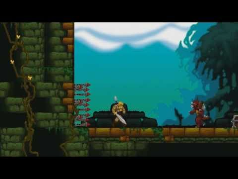 Volgarr the Viking Trailer: Become a Viking Legend!