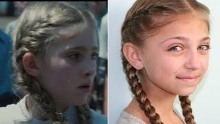 Primrose Everdeen Braids | Hunger Games | Cute Girls Hairstyles