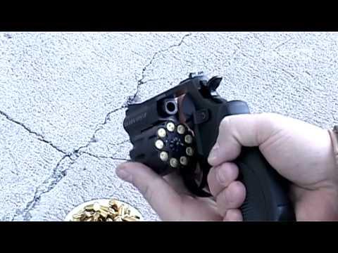 Rewolwer hukowy ZORAKI K-6L bez pozwolenia