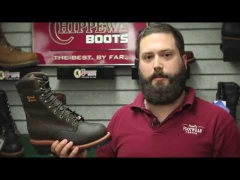 Chippewa Super Logger Boots 25405
