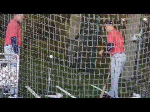 Twins Joe Mauer getting advice from hitting coach Tom Brunansky