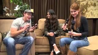 RODEOHOUSTON Unplugged  Meet & Tweet  Selena Gomez