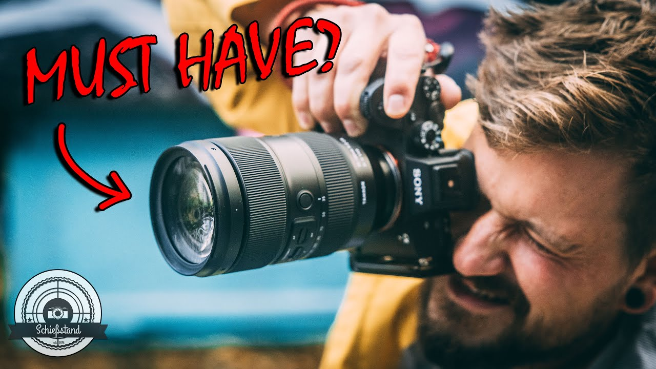 DAS E-MOUNT MUST HAVE OBJEKTIV? TAMRON 35-150mm 2.0-2.8 Review