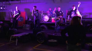 Hot Rod Rock & Rumble 2017 Garage Party with Hillbilly Casino