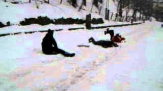Sul cucuzzolo della montagna con la neve alta così! Roccamonfina 3