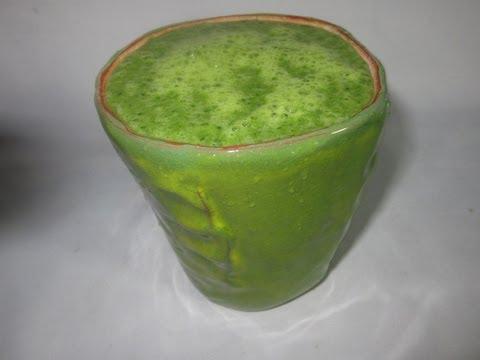 jugo verde para la osteoporosis,  Anemia y caida del cabello
