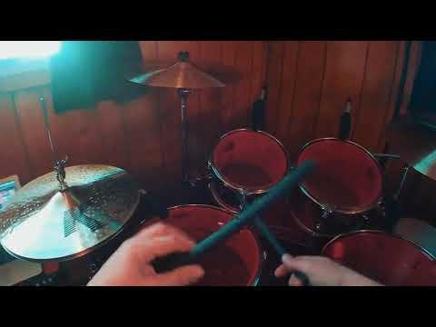 The Bones: Maren Morris ft. Hozier (Drumset jam)