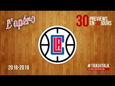 NBA Preview 2018-19 : les Los Angeles Clippers