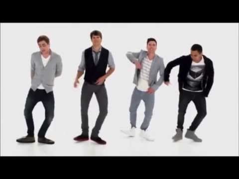 Big time rush - Time of our life, dance steps!