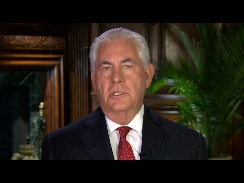 Tillerson says he had 'no conversation' with Mexico about who pays for border wall