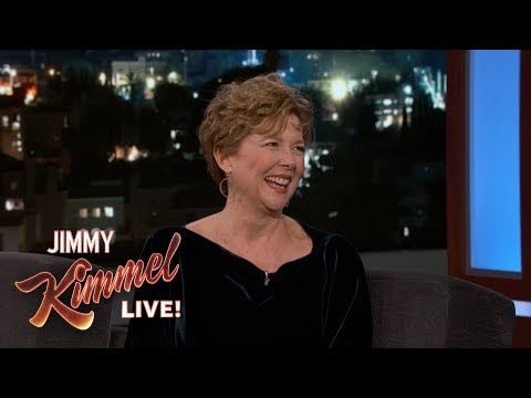 Annette Bening on Warren Beatty Oscar Mix-up