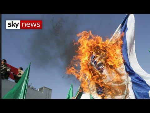 Palestinians to mark one-year anniversary of Gaza blockade protests