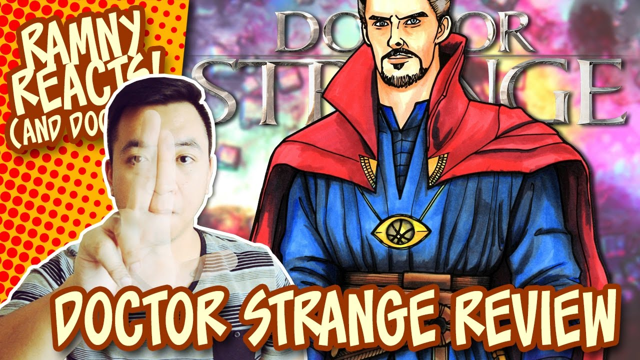 doctor strange movie review spoilers colouring doctor