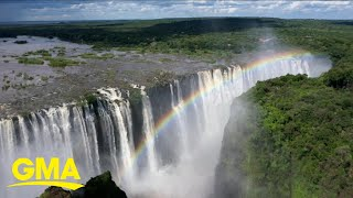 What Victoria Falls can teach us about the effects of climate change l GMA